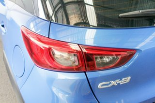 2018 Mazda CX-3 DK MY17.5 Maxx (FWD) Blue 6 Speed Automatic Wagon