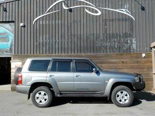 2008 Nissan Patrol GU 6 MY08 ST Grey 4 Speed Automatic Wagon.
