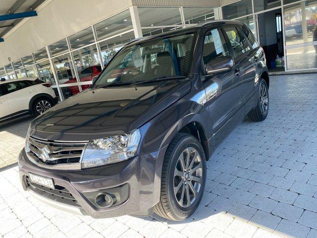 Used Suzuki Grand Vitara Navigator Taree, 2016 Suzuki Grand Vitara Navigator Grey Automatic Wagon