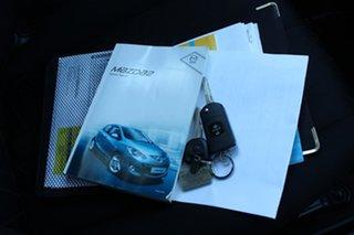 2011 Mazda 2 DE10Y1 MY10 Neo White 4 Speed Automatic Hatchback