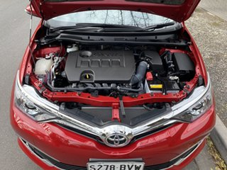 2018 Toyota Corolla ZRE182R Ascent Sport S-CVT Wildfire 7 Speed Constant Variable Hatchback.