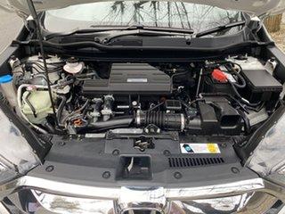 2017 Honda CR-V RM Series II MY17 VTi-L Metallic Black 5 Speed Sports Automatic Wagon.