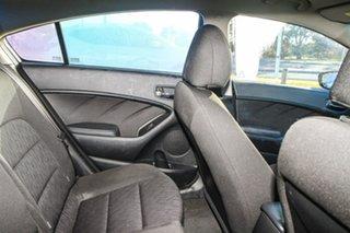 2015 Kia Cerato YD MY15 S Premium Black/Grey 6 Speed Sports Automatic Sedan