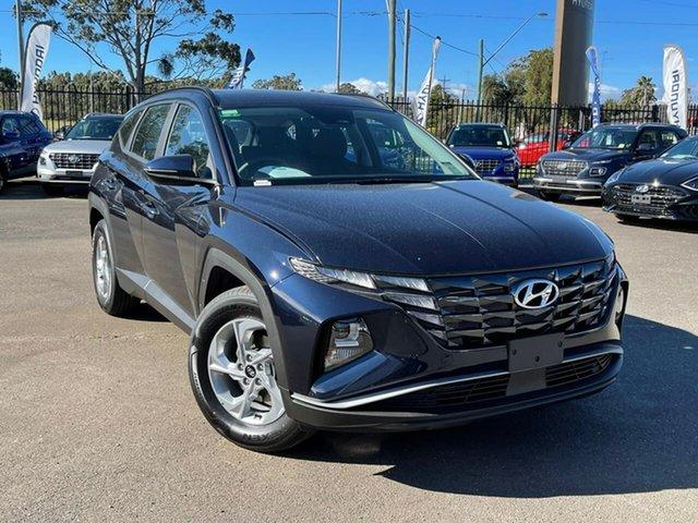 Demo Hyundai Tucson NX4.V1 MY22 2WD Penrith, 2021 Hyundai Tucson NX4.V1 MY22 2WD Deep Sea 6 Speed Automatic Wagon