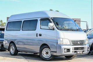2004 Nissan Caravan LC-CQGE25 Silver 4 Speed Automatic Van.