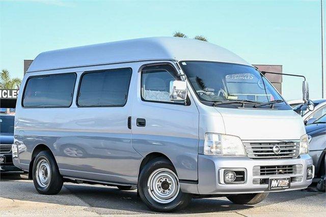 Used Nissan Caravan Braeside, 2004 Nissan Caravan LC-CQGE25 Silver 4 Speed Automatic Van