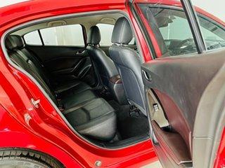 2017 Mazda 3 BN5236 SP25 SKYACTIV-MT GT Red 6 Speed Manual Sedan