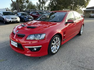 2009 Holden Special Vehicles ClubSport E Series 2 R8 Red 6 Speed Manual Sedan.