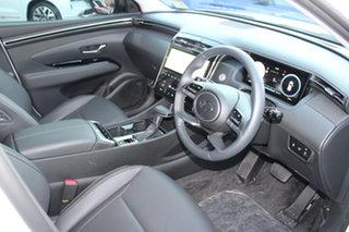 2021 Hyundai Tucson NX4.V1 MY22 Highlander 2WD White Cream 6 Speed Automatic Wagon