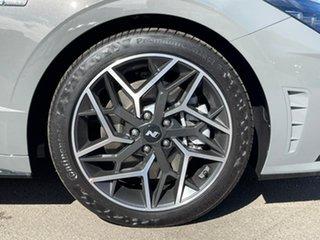 2020 Hyundai Sonata DN8.V1 MY21 N Line Hampton Grey 8 Speed Auto Dual Clutch Sedan