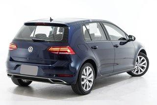 2019 Volkswagen Golf 7.5 MY19.5 110TSI DSG Highline Blue 7 Speed Sports Automatic Dual Clutch.