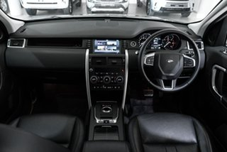 2019 Land Rover Discovery Sport L550 19MY SE Black 9 Speed Sports Automatic Wagon.