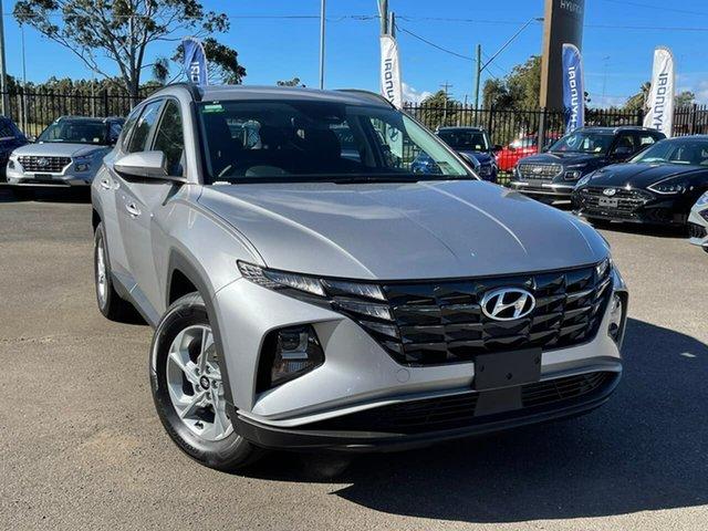 New Hyundai Tucson NX4.V1 MY22 2WD Penrith, 2021 Hyundai Tucson NX4.V1 MY22 2WD Shimmering Silver 6 Speed Automatic Wagon
