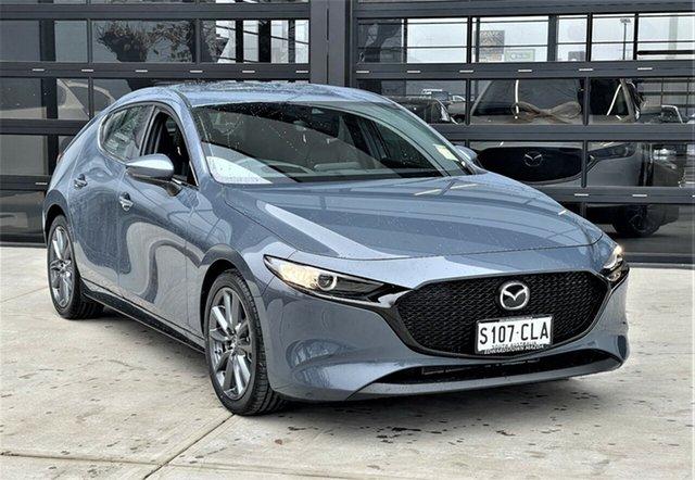Demo Mazda 3 BP2H7A G20 SKYACTIV-Drive Touring Edwardstown, 2021 Mazda 3 G20 SKYACTIV-Drive Touring Hatchback