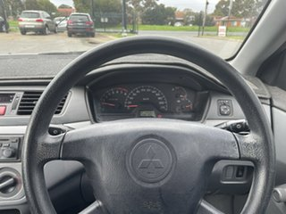 2004 Mitsubishi Lancer CH ES Silver 5 Speed Manual Sedan
