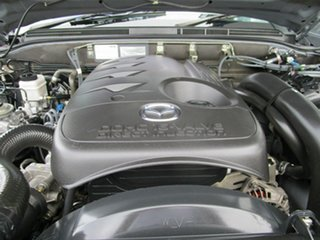 2010 Mazda BT-50 09 Upgrade Boss B3000 Freestyle SDX (4x4) Grey 5 Speed Manual Pickup