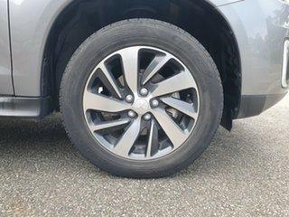 2014 Mitsubishi ASX XB MY15 LS 2WD Grey 6 Speed Constant Variable Wagon
