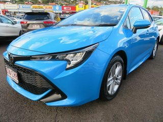 2018 Toyota Corolla Mzea12R Ascent Sport Blue 10 Speed Constant Variable Hatchback.