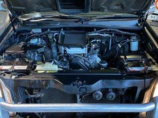 2005 Toyota Landcruiser Prado KZJ120R GXL Black 5 Speed Manual Wagon