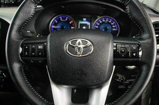 2016 Toyota Hilux GUN136R SR5 Hi-Rider Silver Sky 6 Speed Manual Dual Cab Utility