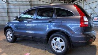 2009 Honda CR-V RE MY2007 4WD Grey 6 Speed Manual Wagon