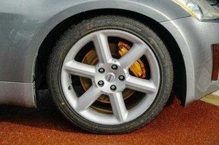 2005 Nissan 350Z Z33 MY05 Grey 5 Speed Sports Automatic Roadster