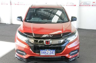 2018 Honda HR-V MY18 RS Red Continuous Variable Wagon
