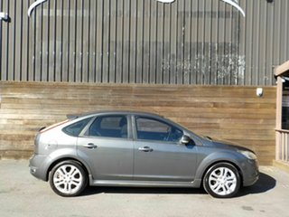 2009 Ford Focus LV Zetec Grey 4 Speed Sports Automatic Hatchback.