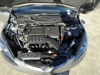 2013 Mazda 2 DE10Y2 MY13 Neo Grey 4 Speed Automatic Hatchback