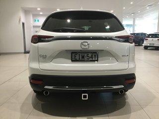 2020 Mazda CX-9 TC Azami SKYACTIV-Drive i-ACTIV AWD Snowflake White 6 Speed Sports Automatic Wagon