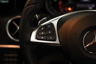 2017 Mercedes-Benz A-Class W176 808MY A200 DCT Cirrus White 7 Speed Sports Automatic Dual Clutch