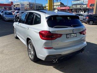 2019 BMW X3 G01 xDrive20d M Sport Glacier Silver 8 Speed Automatic Steptronic Wagon