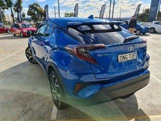 2017 Toyota C-HR NGX50R Koba S-CVT AWD Blue 7 Speed Constant Variable Wagon.