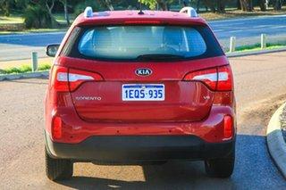2014 Kia Sorento XM MY14 SLi Red 6 Speed Sports Automatic Wagon.