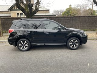 2018 Subaru Forester S4 MY18 2.5i-L CVT AWD Luxury Black 6 Speed Constant Variable Wagon