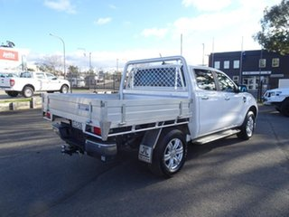 2020 Ford Ranger PX MkIII 2021.25MY XLT Antarctic White 6 Speed Manual Double Cab Pick Up