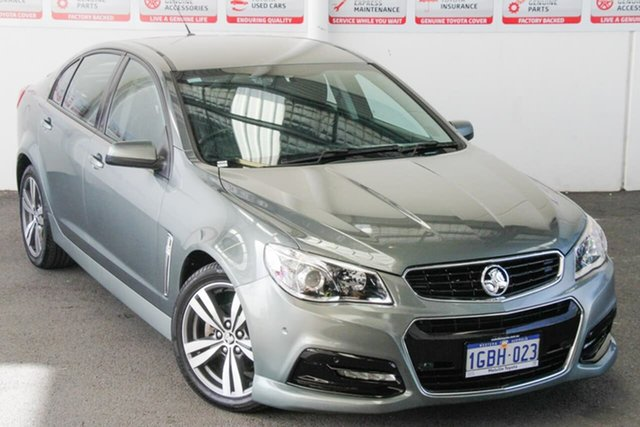 Pre-Owned Holden Commodore VF II SV6 Myaree, 2015 Holden Commodore VF II SV6 Grey 6 Speed Automatic Sedan