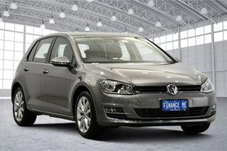 2017 Volkswagen Golf VII MY17 110TDI DSG Highline Grey 6 Speed Sports Automatic Dual Clutch.