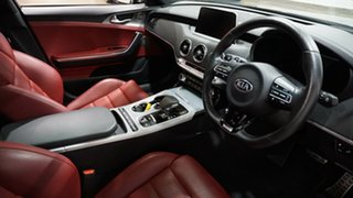 2020 Kia Stinger CK MY20 GT Fastback Black 8 Speed Sports Automatic Sedan