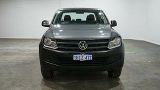 2014 Volkswagen Amarok 2H MY14 TDI420 4Motion Perm Grey 8 Speed Automatic Utility