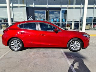 2017 Mazda 3 BN5478 Maxx SKYACTIV-Drive Red 6 Speed Sports Automatic Hatchback