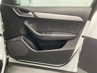 2018 Audi Q3 8U MY18 TFSI S Tronic Glacier White 6 Speed Sports Automatic Dual Clutch Wagon