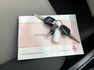 2015 Mitsubishi Triton MQ MY16 GLX Double Cab Silver 6 Speed Manual Utility