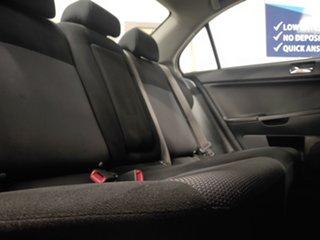 2015 Mitsubishi Lancer CJ MY15 ES Sport White 5 Speed Manual Sedan