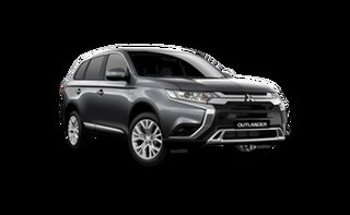 2021 Mitsubishi Outlander ZL MY21 ES 2WD Titanium 6 Speed Constant Variable Wagon.
