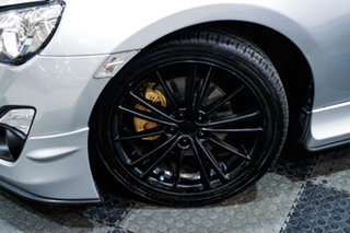 2013 Toyota 86 ZN6 GTS Silver 6 Speed Manual Coupe