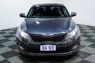 2015 Kia Optima TF MY15 SLi Grey 6 Speed Sports Automatic Sedan.