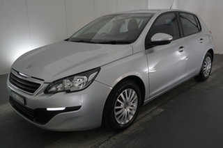 2014 Peugeot 308 T9 Access Grey 6 Speed Sports Automatic Hatchback.