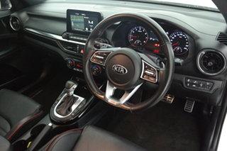 2019 Kia Cerato BD MY19 GT DCT White 7 Speed Sports Automatic Dual Clutch Sedan