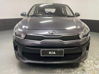 2019 Kia Rio YB MY19 S Grey 4 Speed Sports Automatic Hatchback.